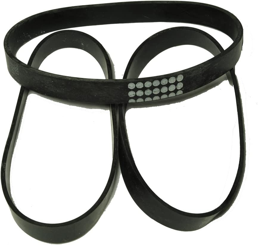 EUREKA Victory Upright Vacuum Cleaner Belt, Fits: All Victory Uprights, 3 Belts in Pack