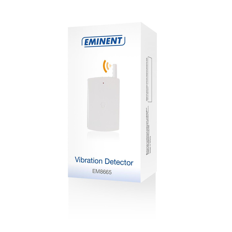 Eminent e- Alarma inalámbrica, electrónicos, Negro, Color Blanco: Eminent: Amazon.es: Hogar