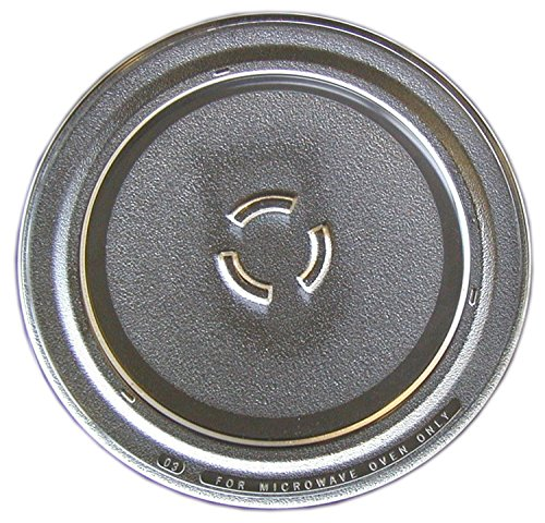 Microwave Plate Tray that works with Whirlpool MH9181XMT1 by Microwave Parts