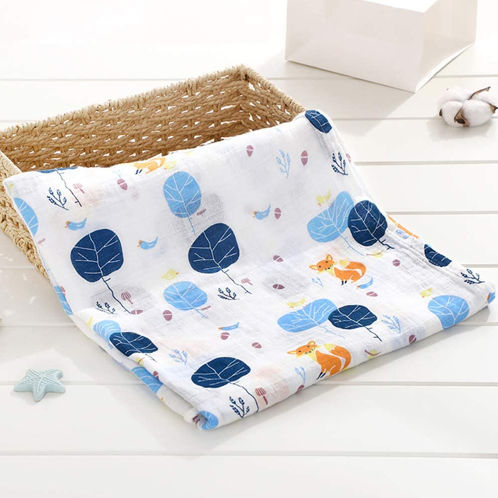 Baby Shower Gift Baby Shower Eco-Friendly and Hypoallergenic Receiving Blanket Bio Muslin Swaddle Blanket 100/% ORGANIC Cotton Swaddle Blanket Nursing Cover MiniSteps Muslin Blanket Large Muslin Burp Cloth Super Soft and Breathable Baby Wrap