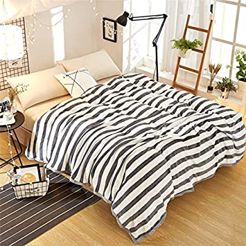 TiTa Dong Soft Flannel Baby Kids Blankets Children Bedroom Sheets Soft Cozy  Plush Toddler Bed