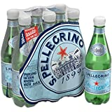 S.Pellegrino Sparkling Natural Mineral Water, 16.9 fl oz. (6 Count)