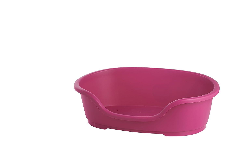Do Not Disturb - Cama de plástico para Perro, Color Rosa: Amazon.es: Productos para mascotas