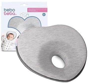 Amazon.com : Newborn Baby Head Shaping Pillow | Memory Foam