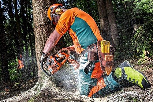 Haix 603108 Protector Ultra Komfortable Forstwirtschaft Lime Grün Sicherheitsstiefel Limegreen
