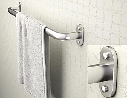 Accesorios de baño Yomiokla - Toalla de metal para cocina, inodoro, balcón y bañoSofá