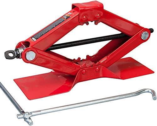 BIG RED T10152 Torin Steel Scissor Lift Jack Car Kit