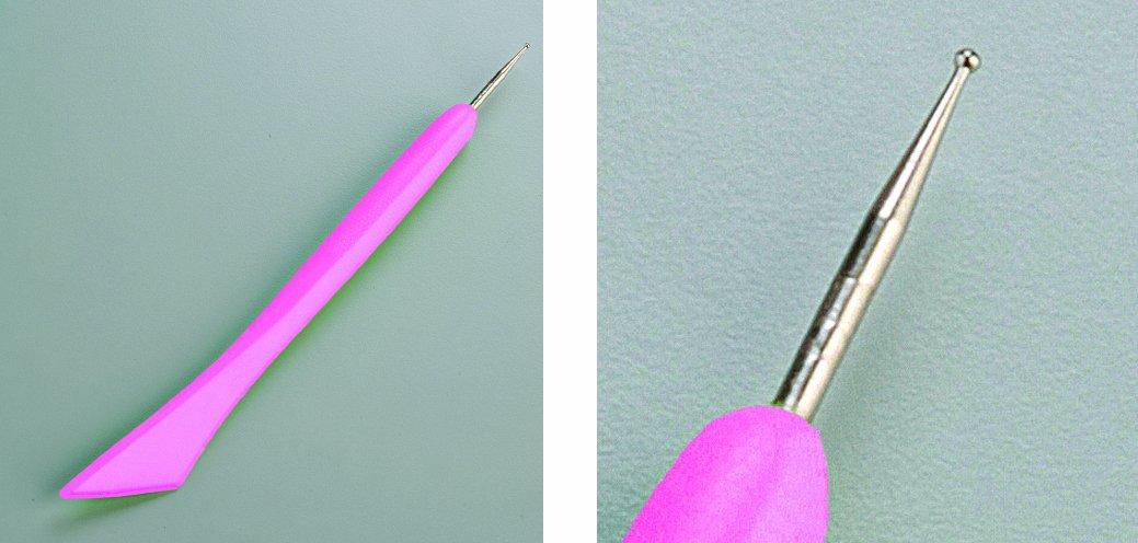 efco speciale Scoring/attrezzo pieghevole, plastica, rosa, 18x 2cm/1.5mm 1520401