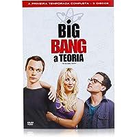 DVD - Big Bang Theory - 1ª Temporada Completa - 3 Discos