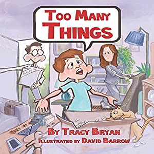 Too Many Things! Audiobook
