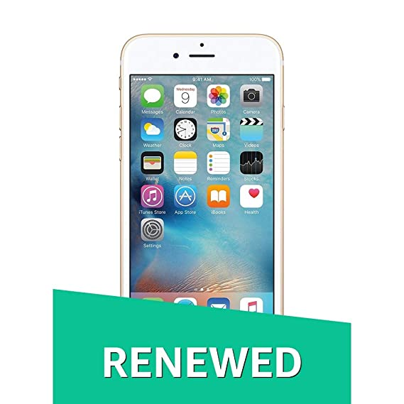 eee152f605fe28 Image Unavailable. Image not available for. Colour: (Renewed) Apple iPhone  6s (Gold, 32GB ...