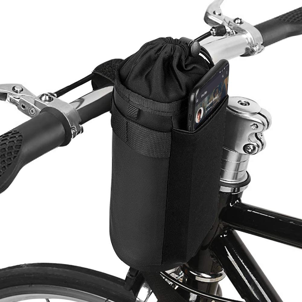 opamoo Bike Bicycle Water Bottle Holder Bag
