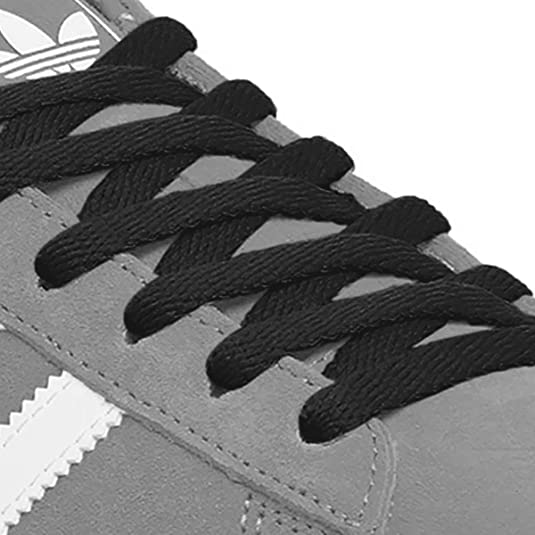kuou 2 Pairs Flat Trainer Shoelaces Sneakers Laces Shoestring Quality Durable Sport Flat Laces for Sport Shoes Casual Footwear Running Shoes 120cm