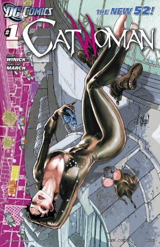 Catwoman (2011-) #1