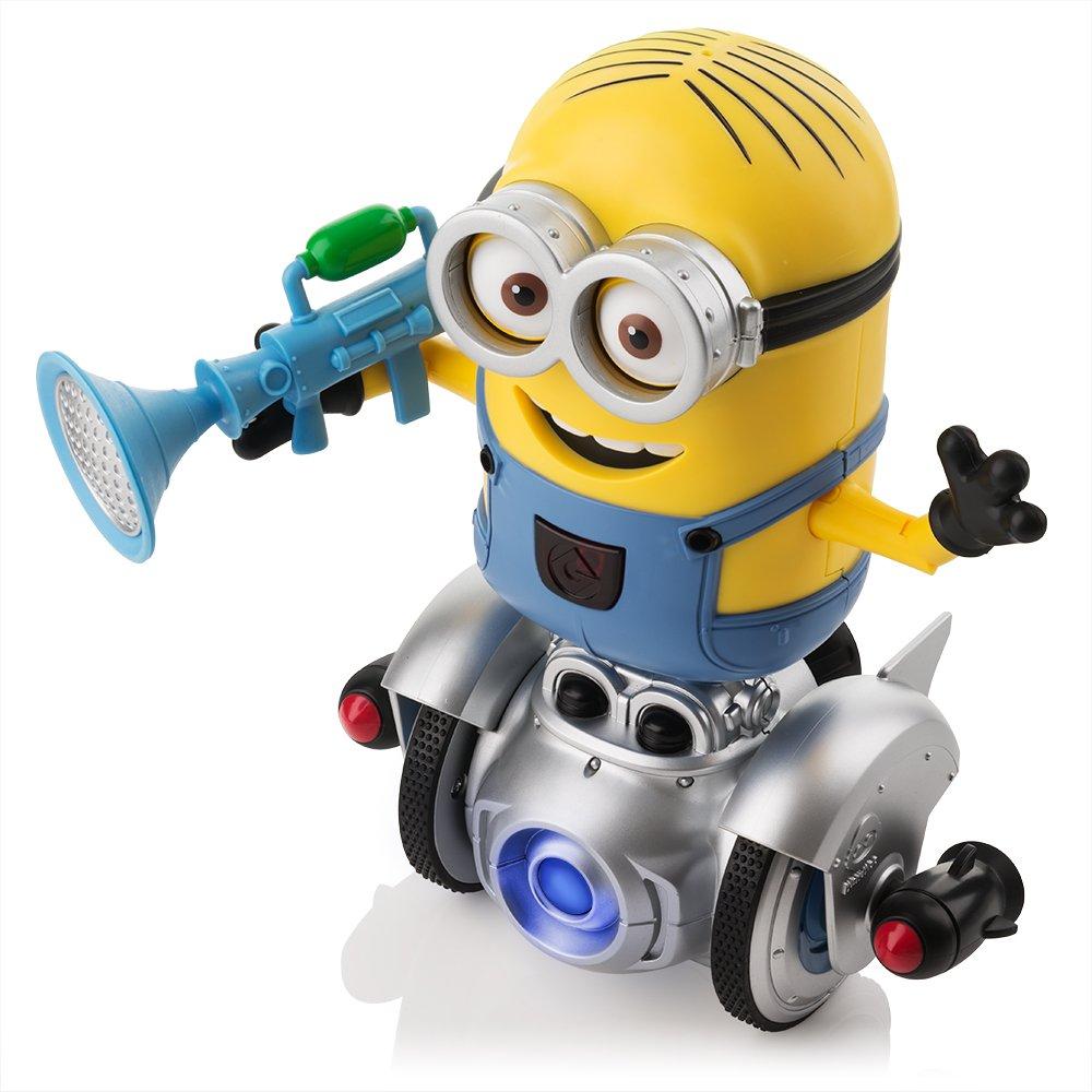 WowWee Minion MiP Turbo Dave - Fun Balancing Robot Toy by WowWee (Image #9)