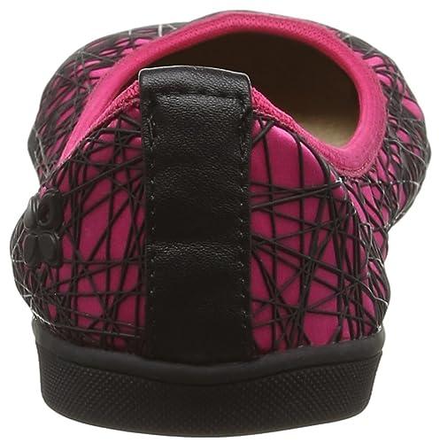 Izzie, Ballerines Femme - Rose - Pink (Raspberry) - 36 EU (3 UK)Butterfly Twists
