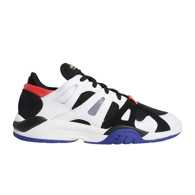 Energico Nd-hp87-55fc 70695 Adidas Dimension Lo Sneakers Nero Grigio Viola Bc0623 (36 - N