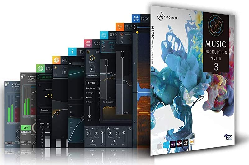 iZotope Music Production Suite 3