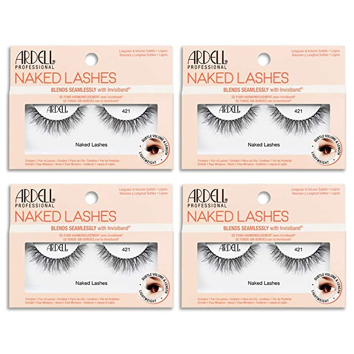 Top 9 False Eyelashes Ardell Double Up