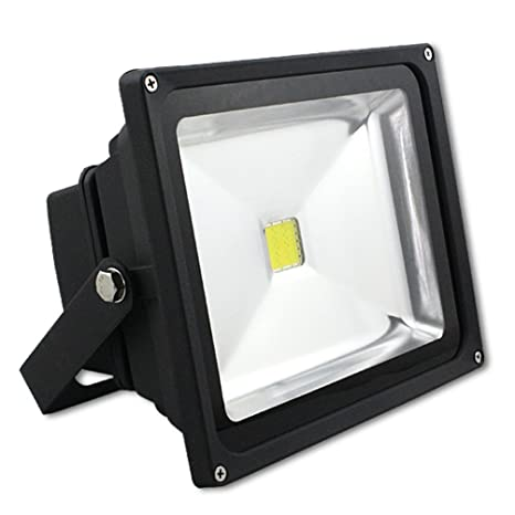 Amazon yayza dusk till dawn ip65 waterproof outdoor security dusk till dawn ip65 waterproof outdoor security led floodlight with built in photocell aloadofball Gallery