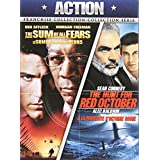 The Hunt for Red October / Sum of All Fears