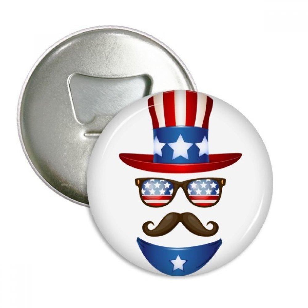 激安通販の America B075162CL8 Uncle Sam I 3個 Want You バッジ ラウンドボトルオープナー 冷蔵庫マグネットピン バッジ ボタン ギフト 3個 B075162CL8, スーパーセール期間限定:2291b73a --- mcrisartesanato.com.br