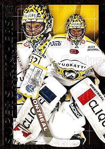 fan products of (CI) Niklas Backstrom Hockey Card 2005-06 Finnish Cardset Super Snatchers 10 Niklas Backstrom