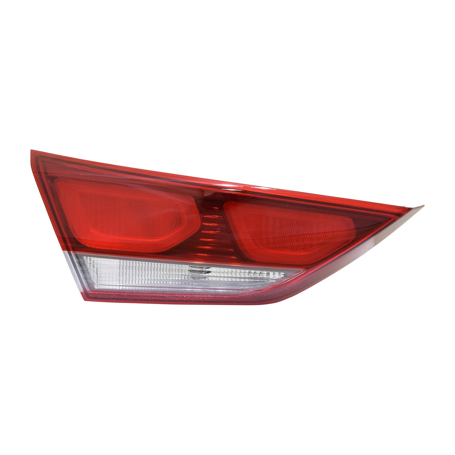 PartsChannel HY2802139N OE Replacement Tail Light Assembly HYUNDAI ELANTRA SEDAN
