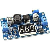 DZS Elec XL6009 DC-DC Booster Regulator Module Input 3-32V to Output 5-35V Instead of LM2577 with Digital Tube Display…