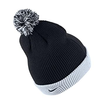 d9b865690f421 NIKE Paris Saint Germain Beanie  Black Pure Platinum Black  (MISC ...