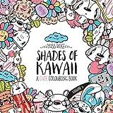 shades of kawaii volume 3 a cute colouring book