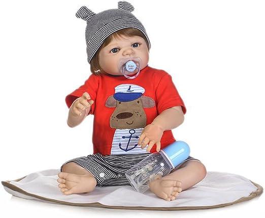 1PC Newest Fashion Simulation Dolls Reborn Doll Baby Toy Cute Gift Baby Nipple
