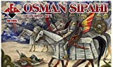 OSMAN SIPAHI, 16-17TH CENTURY, SET 2 1/72 RED BOX 72095