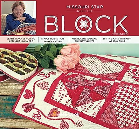 Block Magazine Winter Vol 2 Issue 1 - Winter Stars