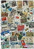 Collezione di francobolli Giappone obliterati, 100 francobolli diversi