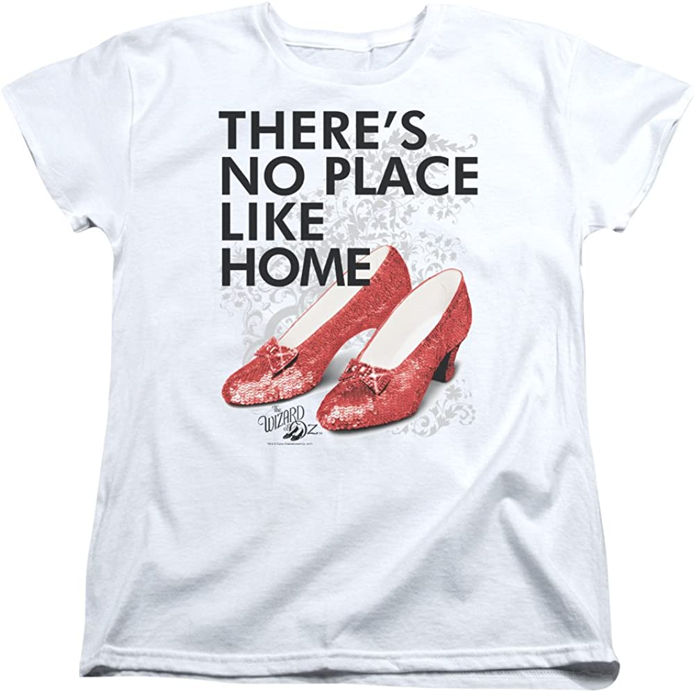 Wizard of Oz No Place Like Home Women's T-Shirt