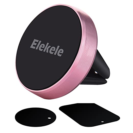 12 opinioni per ELEKELE Supporto per Smartphone Clip Magnetica Magnete per Cellulare Calamita