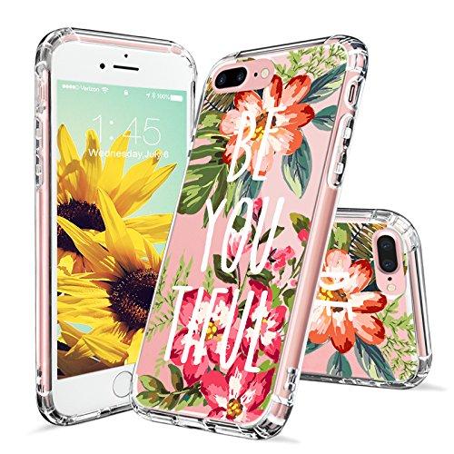 iPhone MOSNOVO Transparent Plastic Flexible