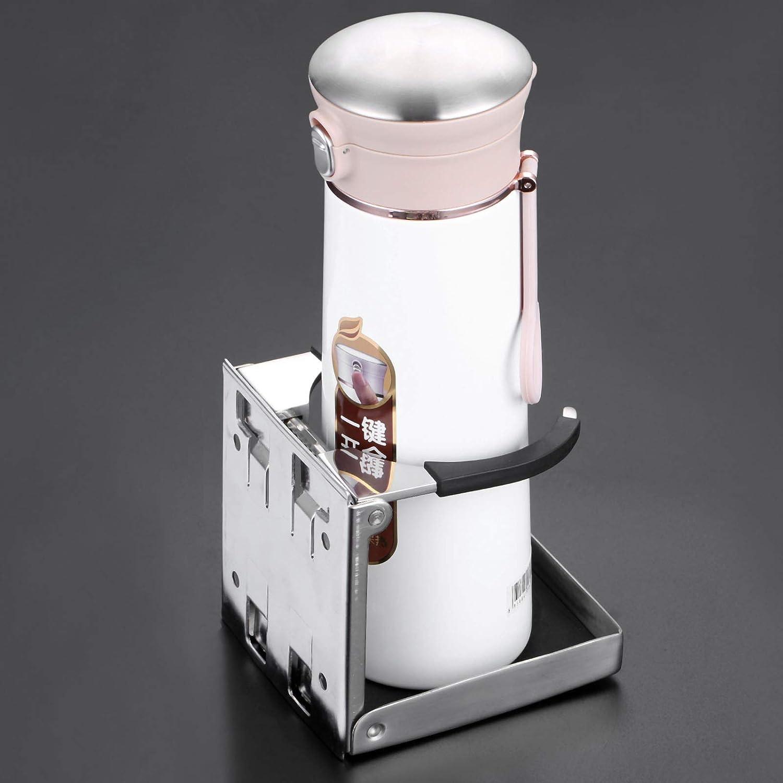 MUXSAM 1Pc einstellbar Becherhalter Flaschenhalter mit Schrauben f/ür Boot Auto Camperbus,97 x 103mm