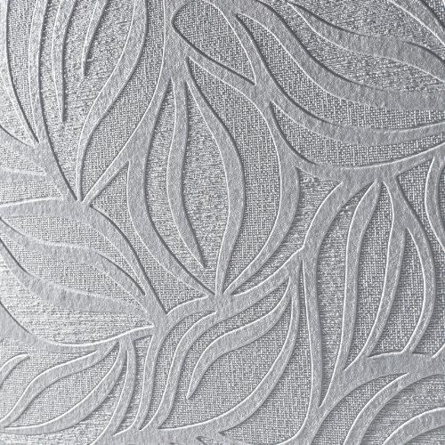 Graham and Brown 18390 Eden Wallpaper (Textured Brown Wallpaper)