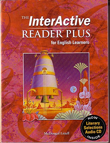 McDougal Littell Language of Literature: The Interactive Reader Plus for English Learners with Audio CD Grade 7 pdf epub