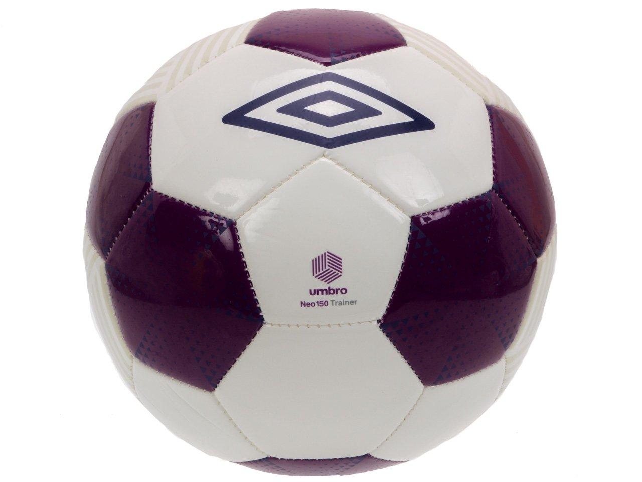 Umbro - Neo Trainer talla 5 - Balón Fútbol Ocio - Color Morado ...