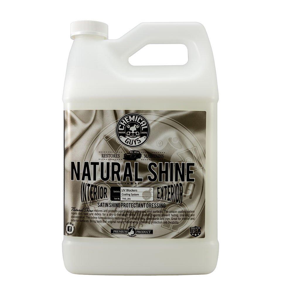 Chemical Guys TVD201 Vintage Series Natural Shine Satin Shine Dressing - 1 gal. TVD_201