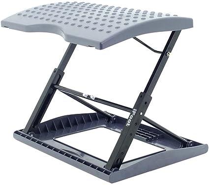 Etonnant Adjustable Footrest For Home Office, Or Under Desk Ergonomic Massaging Foot  Rest (Footstool)