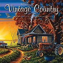 Vintage Country 2018 Calendar