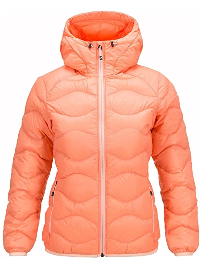 Peak Performance Damen Outdoor Jacke Helium Hood Outdoor