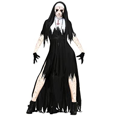 11890396e1d Amazon.com: Just_for you Adult Witch/Devil Sexy/Nun Scary Beauty ...
