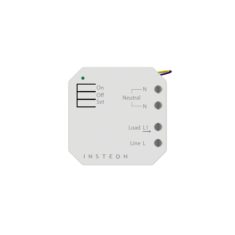 Insteon 2442-222 Micro Dimmer Module White