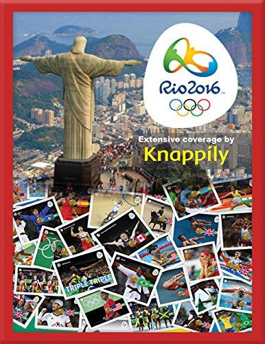 Rio 2016: The Games of the XXXI Olympiad in 5W1H por Knappily