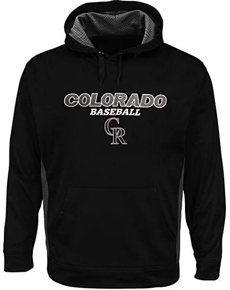 newest collection 12424 a3f16 Amazon.com : Majestic Colorado Rockies MLB Mens Rookie ...